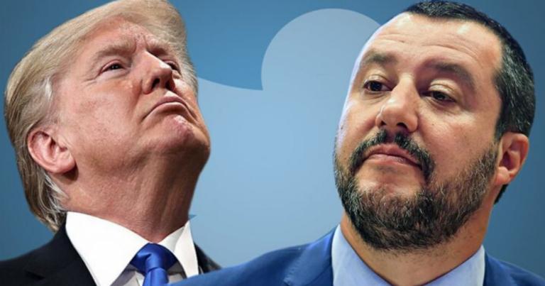 Benaltrismo e Whataboutism, tra Trump e Salvini