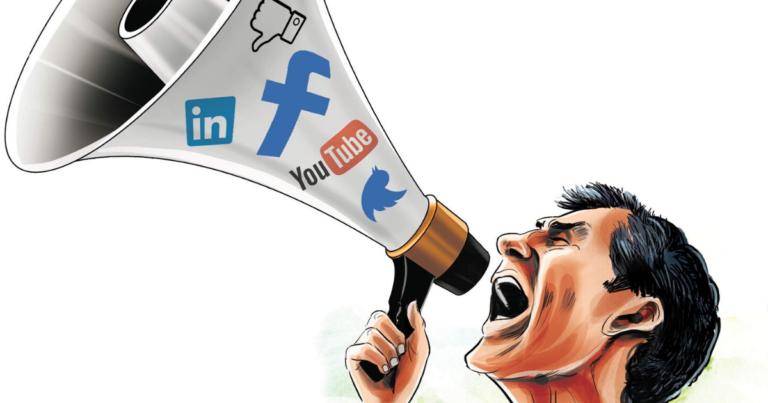 I Social che influenzano la politica