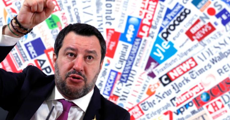 Perché Salvini ha perso nonostante abbia vinto sui social?