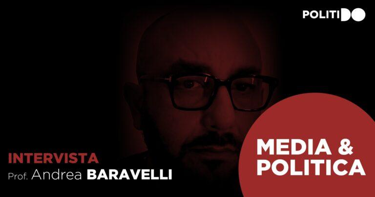 Comunicazione politica, intervista al Professore Andrea Baravelli