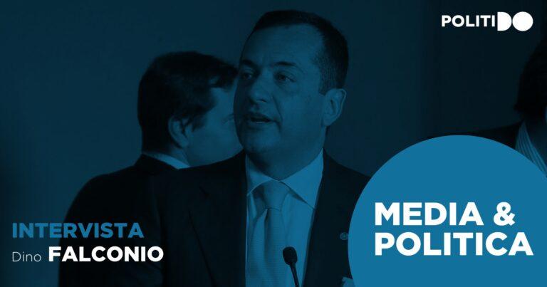 Comunicazione Politica, intervista a Dino Falconio