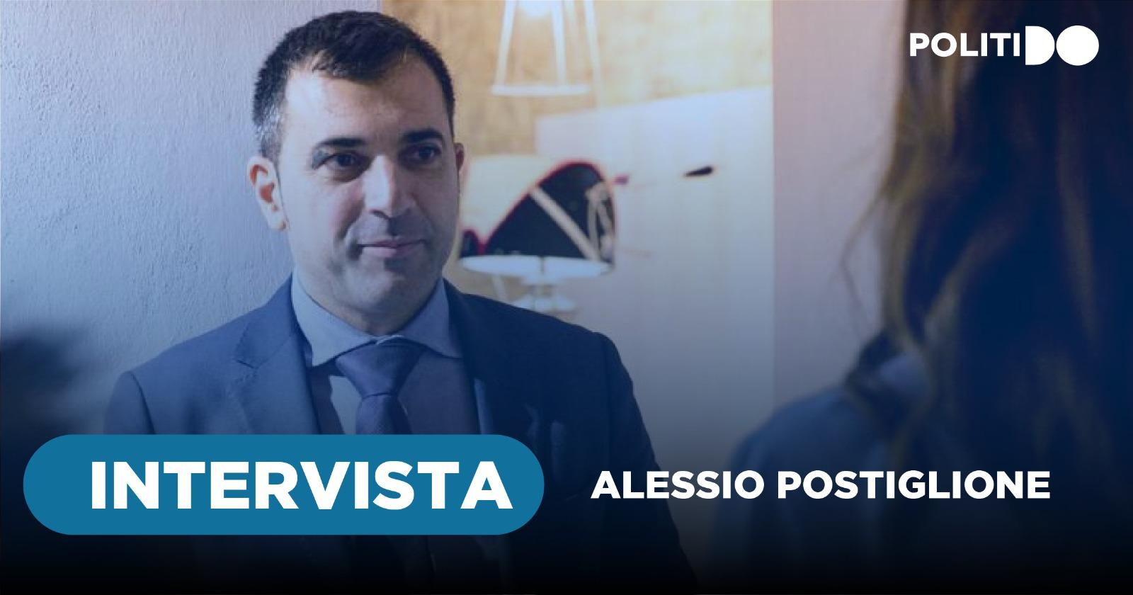 Comunicazione politica, intervista ad Alessio Postiglione